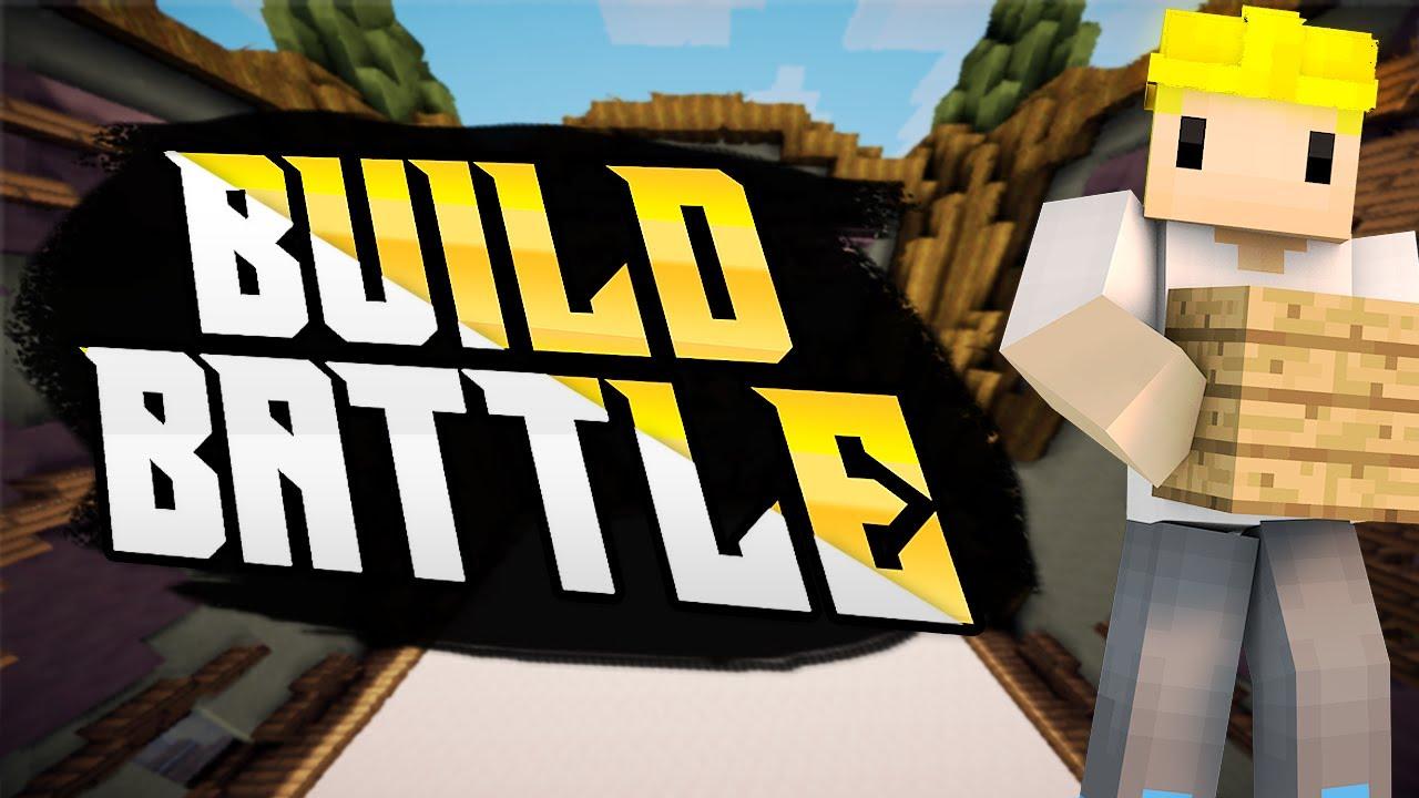 build batle майнкрафт #5