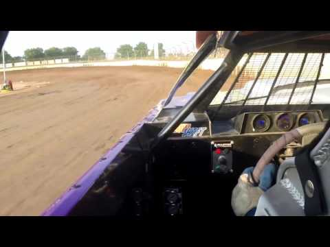 Jordan Conover Heat Race at Limaland