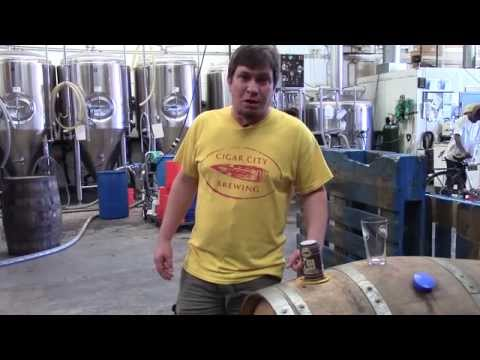 Cigar City Brewing- Brewery Tour & Tasting