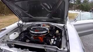1966 Plymouth Satellite HP2 426 Hemi