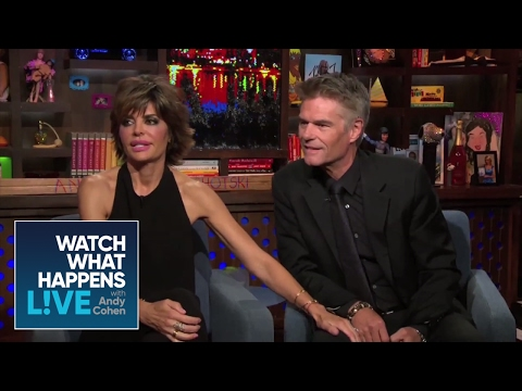 Lis Rinna & Harry Hamlin  How to Keep a Marriage Alive  WWHL
