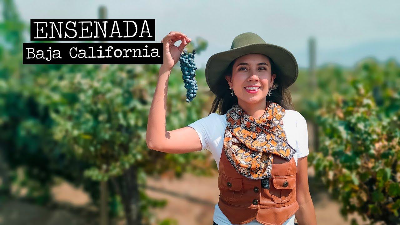 Así es VIAJAR A ENSENADA en la NUEVA NORMALIDAD |  Parte 1 Baja California, México.