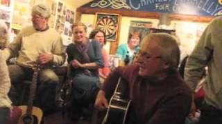 Johnny Nolan:The German Clockwinder. Charley Farrelly Folk Club Carrigallen