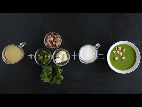Tips And Tricks To Perfect Creamy Soup - Kitchen Conundrums With Thomas Joseph
