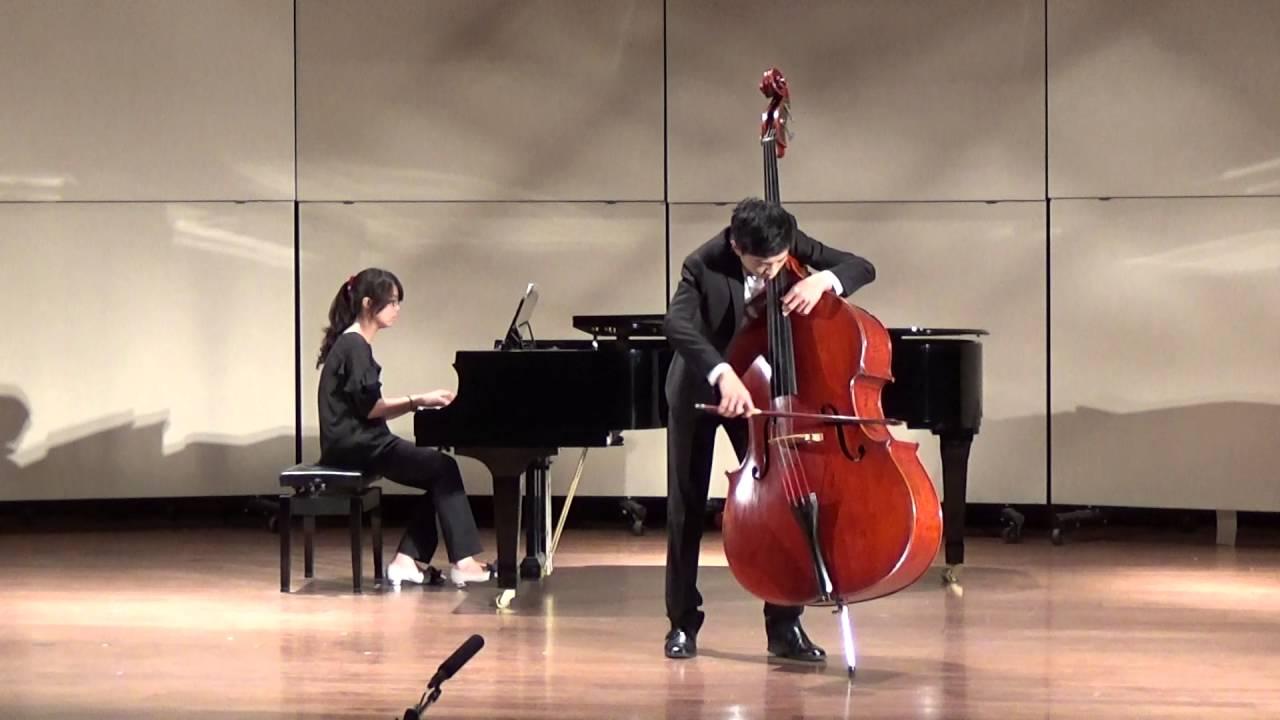 5.博泰西尼 第二號 低音提琴協奏曲B小調第三樂章