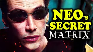 MATRIX: Neo's Resurrection | The Only Way to Defeat the Machines