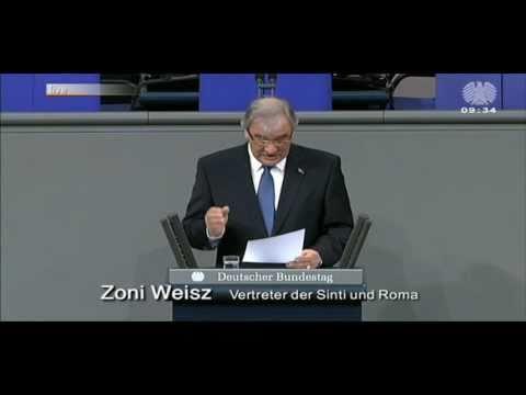 Zoni Weisz über den vergessenen Holocaust der Sinti und Roma