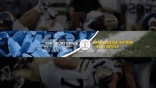 Football: Northern at Greencastle 6:30 p.m. Friday September 21
