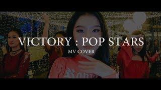 VICTORY : K/DA - POP/STARS (ft Madison Beer, (G)I-DLE, Jaira Burns)