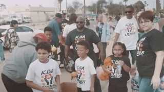 KBA-Kids Basketball Association program KBA Cares Gives back to Homeless (music by Mary J. Blige)