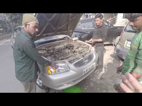 Car Service in 22 Minutes | Best car servicing by local market | Hyundai accent | car service
