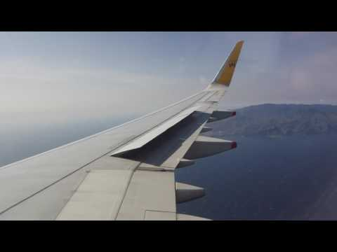 London Gatwick - Tenerife South [Take-off and Landing]