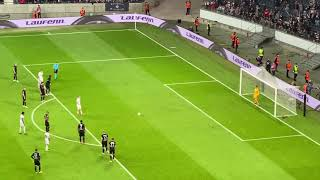 Fenerbahçe'nin sayılmayan penaltısı