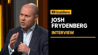 Josh Frydenberg asked to explain whether Australians are better off with stage 3 tax cuts | Insiders