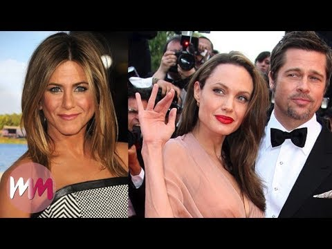 Thumbnail: Top 10 Scandalous Celebrity Love Triangles