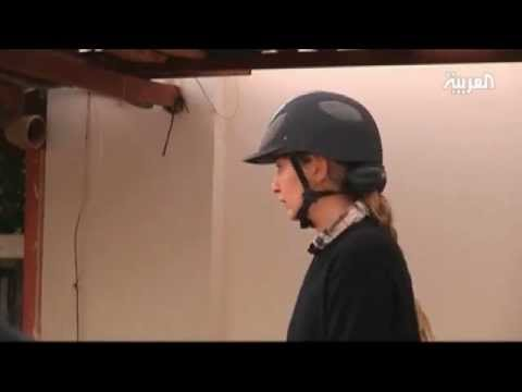 Palestinian women horseback riders break social taboos