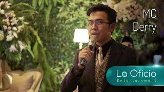 MC Derry by La Oficio Entertainment at Damai Indah Golf BSD Jakarta