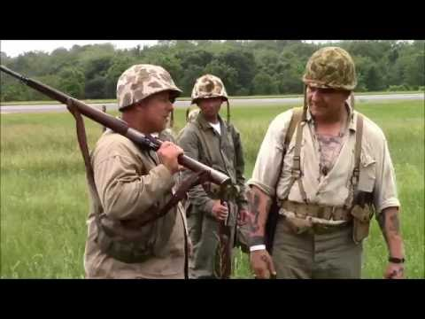 MAAM WWII Weekend Sunday USMC Battle 5 June 2016