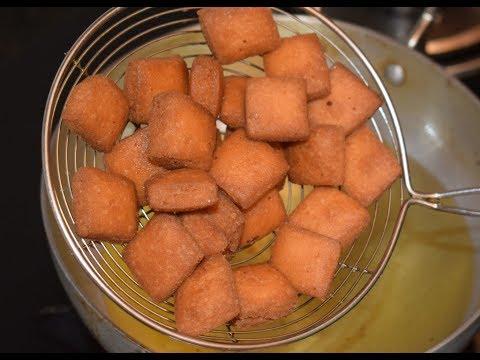 Download Youtube: Shankarpauli Recipe / Shankarpali recipe / Diwali Sweets / Shankarpara in Kannada