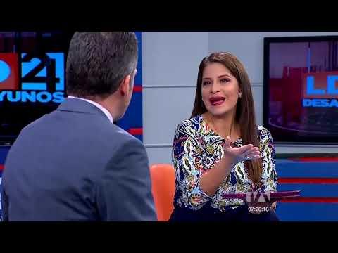 Alberto Acosta, Economista, Analiza La Reforma Presupuestaria - Teleamazonas