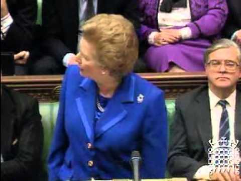 Margaret Thatcher - November 22, 1990 (Full Speech)