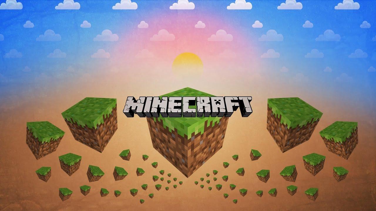 Скачать картинку minecraft 2048x1152