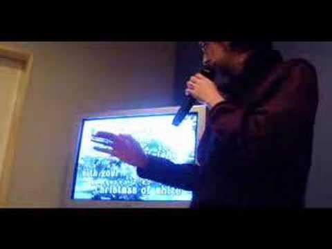 A Karaoke Christmas Greeting from TokyoCooney