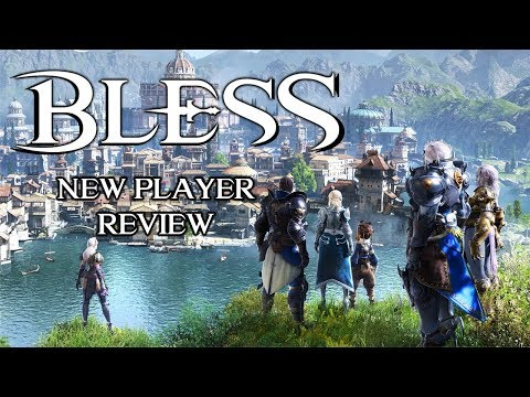 Bless Online | Free 2 Play, New Player HONEST Review (Is It Worth Your Time?)