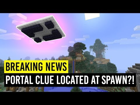 BREAKING NEWS, NEW PORTAL?! - Minecraft Evolution SMP #46
