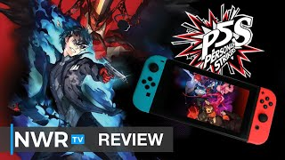 Persona 5 Strikers (Switch) Review - How is the Legendary RPG's First Canonical Sequel? (Video Game Video Review)
