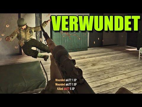 VERWUNDET - Heroes & Generals   Ranzratte1337