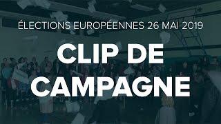 CLIP OFFICIEL DE LA FRANCE INSOUMISE POUR LES ÉLECTIONS EUROPÉENNES - #ClipFi