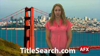 Property title records in Fresno County California | AFX