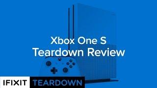 شاهد فريق iFixit يجري عملية تفكيك شاملة لجهاز Xbox One S الجديد - إلكتروني