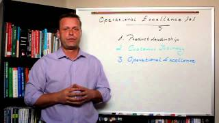 Operational Excellence 101 - 1. What Is Operational Excellence?