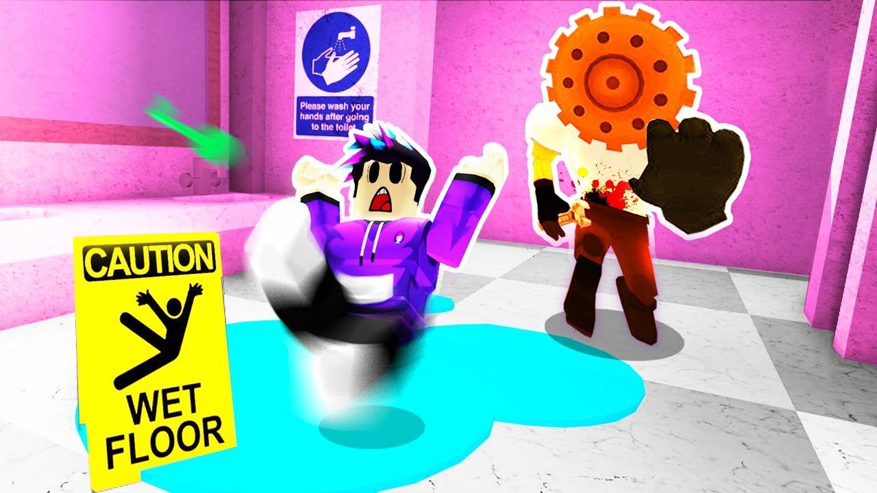 Roblox JERRY gets EVEN HARDER!!! (Floor 2)