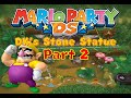 Let's Play Mario Party DS - DK's Stone Statue - Part 2