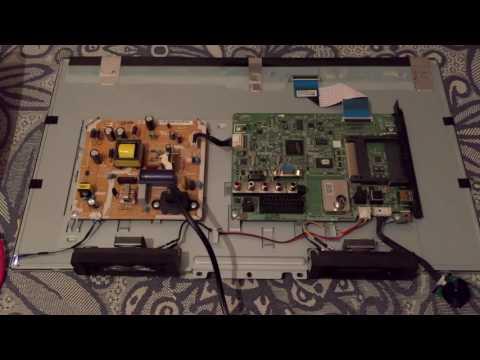 видео: Ремонт телевизора samsung ue22es5000w отключается