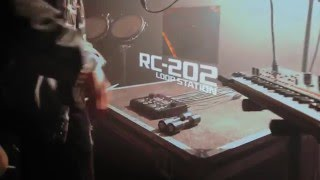 BOSS RC-202 Loop Station featuring Youngr