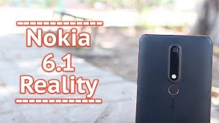 Nokia 6.1 2018 Reality | Gaming+Camera+Speed!