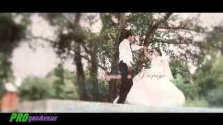 Вадим и Фарида. Веселая свадьба в Дагестане (2.09.2014)
