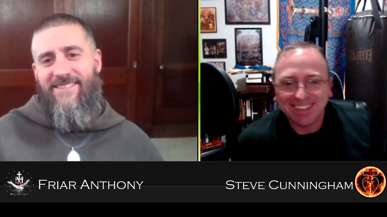 Resistance Podcast 46: St. Francis of Assisi & the Virtue of Manliness w/ Friar Anthony