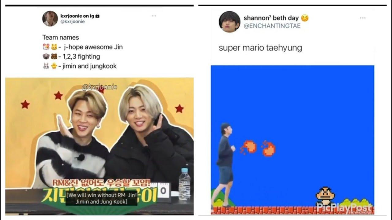 BTS meme tweets that are leJINdary
