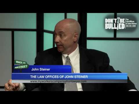 Workers Compensation Lump Sum Settlement Upper Darby, PA  John Steiner Lawyer