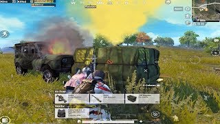 PUBG Mobile Android Gameplay #62