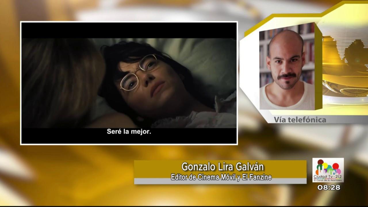 Entrevista Gonzalo Lira / Festival Internacional de Cine de Los Cabos - 10 de Noviembre