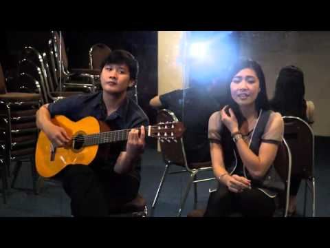 Just For You by Dinda & Abdul (The Coffee Theory) - COVER song by Felicia Grace