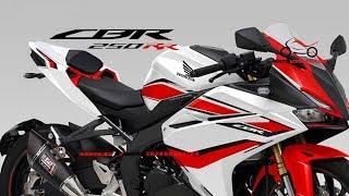 All New Honda CBR 250RR Mat Red Limited 2018 | 2018 Honda CBR250RR Custom