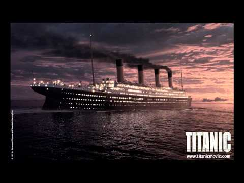 Titanic - Leaving Port