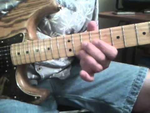 Avenu Malkanu (Cover electric guitar Lesson) part 2 - YouTube